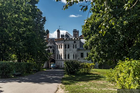 Sheremetev Castle in Yurino, Mari El Republic, Russia, photo 11