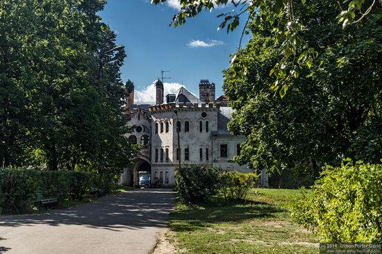 Sheremetev Castle in Yurino, Mari El Republic, Russia, photo 11