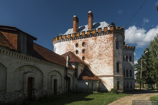Sheremetev Castle in Yurino, Mari El Republic, Russia, photo 12