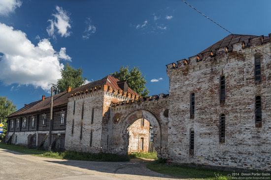 Sheremetev Castle in Yurino, Mari El Republic, Russia, photo 15
