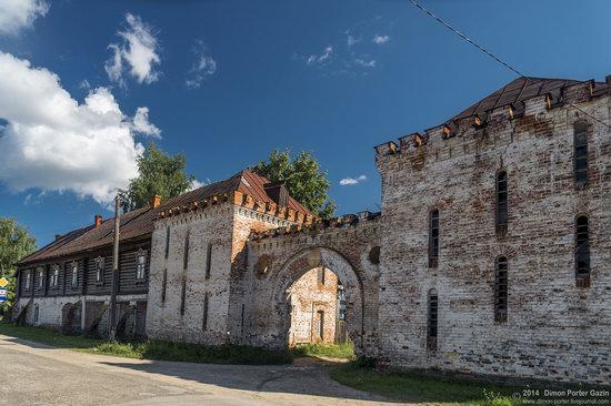 Sheremetev Castle in Yurino, Mari El Republic, Russia, photo 15