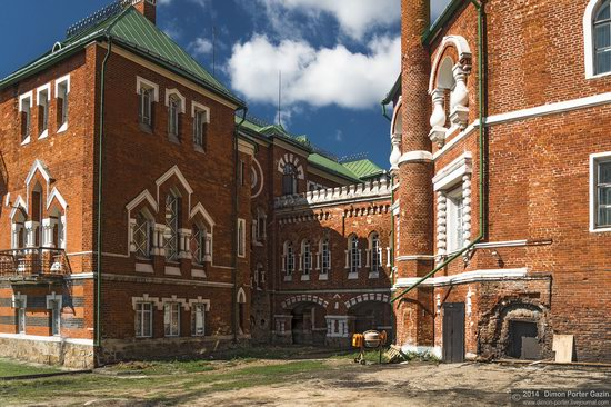 Sheremetev Castle in Yurino, Mari El Republic, Russia, photo 16