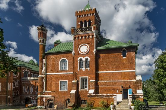 Sheremetev Castle in Yurino, Mari El Republic, Russia, photo 17