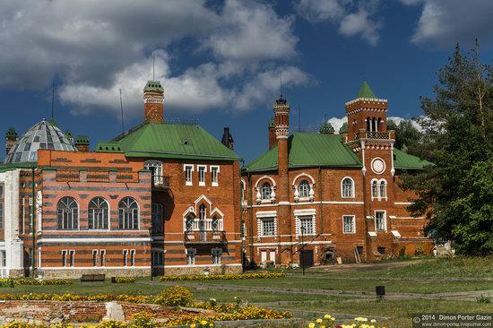 Sheremetev Castle in Yurino, Mari El Republic, Russia, photo 2