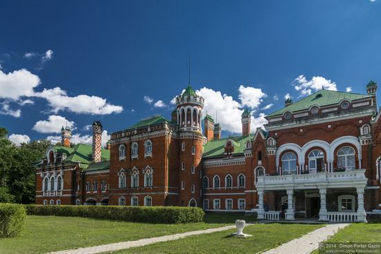 Sheremetev Castle in Yurino, Mari El Republic, Russia, photo 20