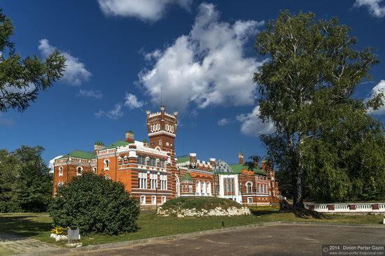 Sheremetev Castle in Yurino, Mari El Republic, Russia, photo 22
