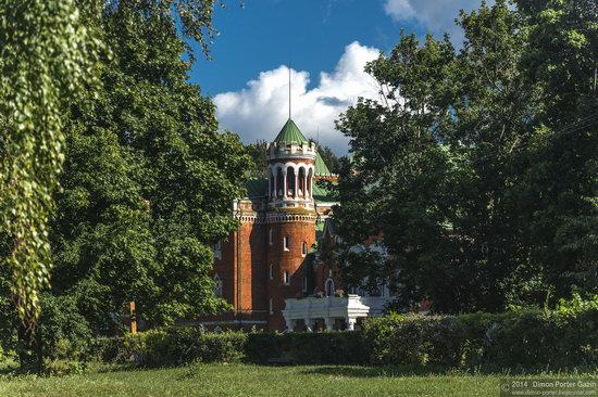Sheremetev Castle in Yurino, Mari El Republic, Russia, photo 24