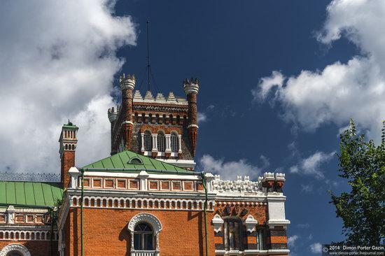 Sheremetev Castle in Yurino, Mari El Republic, Russia, photo 3