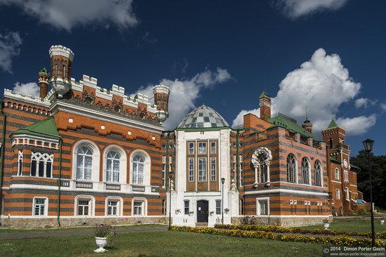 Sheremetev Castle in Yurino, Mari El Republic, Russia, photo 4