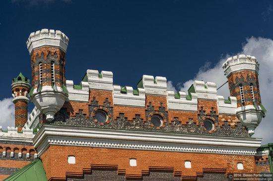 Sheremetev Castle in Yurino, Mari El Republic, Russia, photo 5