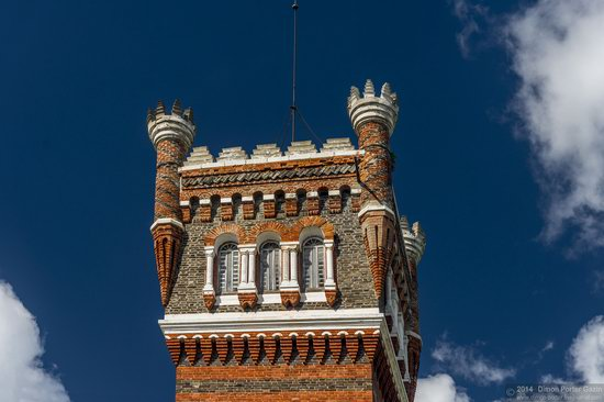 Sheremetev Castle in Yurino, Mari El Republic, Russia, photo 6