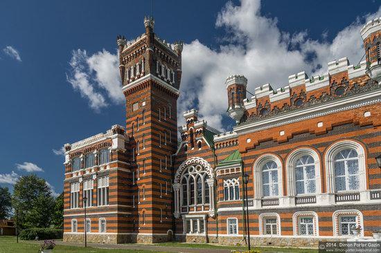 Sheremetev Castle in Yurino, Mari El Republic, Russia, photo 7