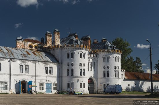 Sheremetev Castle in Yurino, Mari El Republic, Russia, photo 9