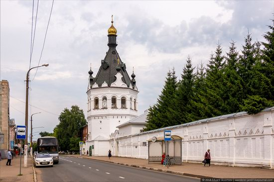 Historical center of Kostroma, Russia, photo 10