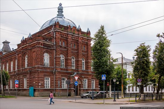 Historical center of Kostroma, Russia, photo 11