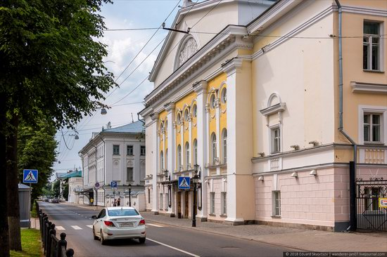 Historical center of Kostroma, Russia, photo 12