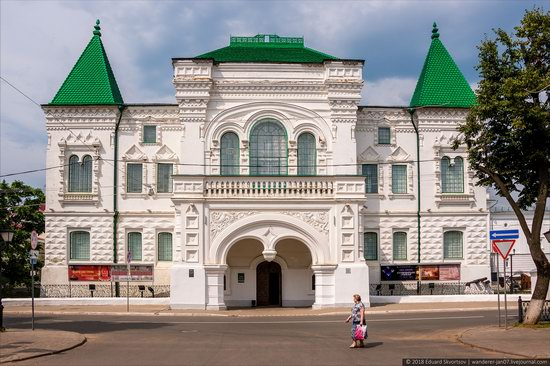 Historical center of Kostroma, Russia, photo 13