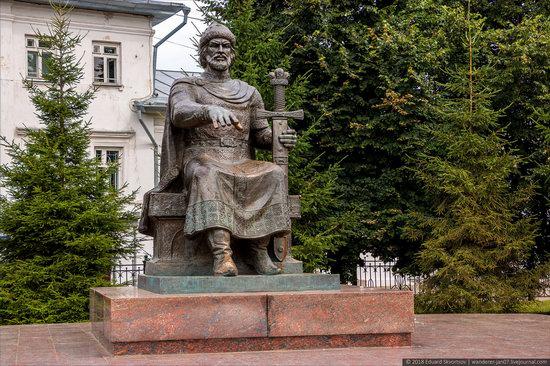 Historical center of Kostroma, Russia, photo 14