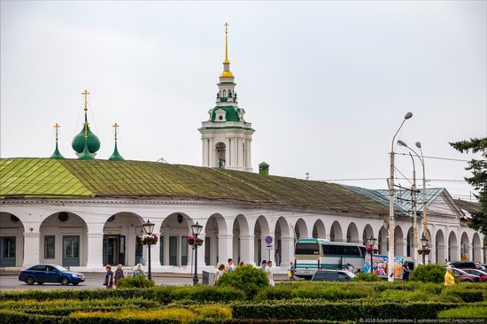 Historical center of Kostroma, Russia, photo 15