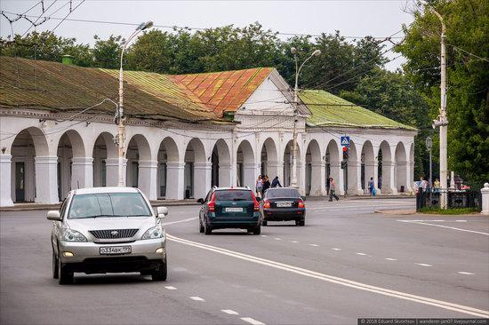 Historical center of Kostroma, Russia, photo 16