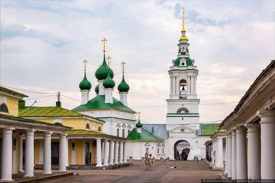 Historical center of Kostroma, Russia, photo 18