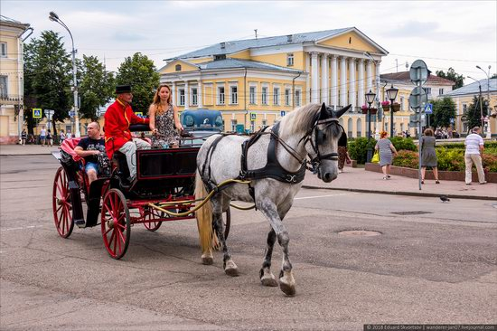 Historical center of Kostroma, Russia, photo 2