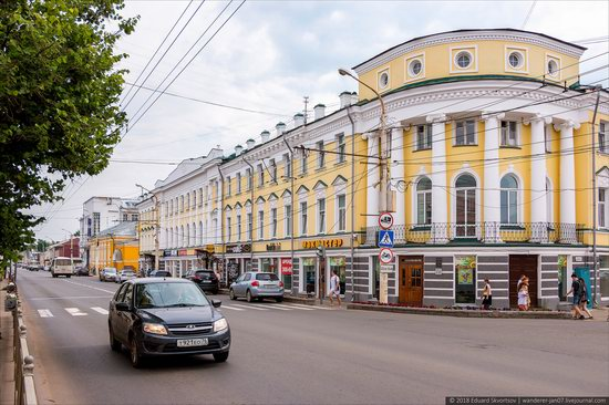 Historical center of Kostroma, Russia, photo 21
