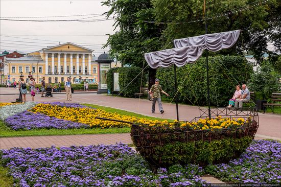 Historical center of Kostroma, Russia, photo 22