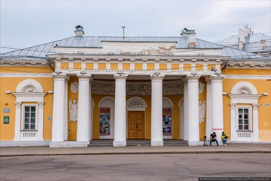 Historical center of Kostroma, Russia, photo 3