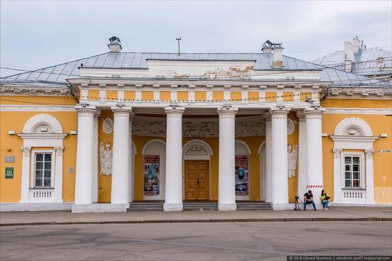 Historical center of Kostroma, Russia, photo 3