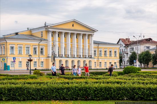 Historical center of Kostroma, Russia, photo 4