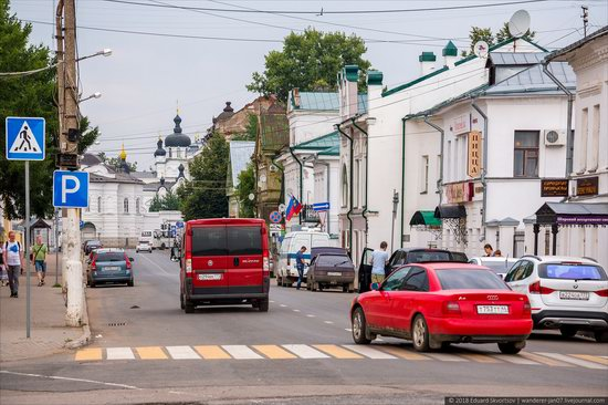 Historical center of Kostroma, Russia, photo 5