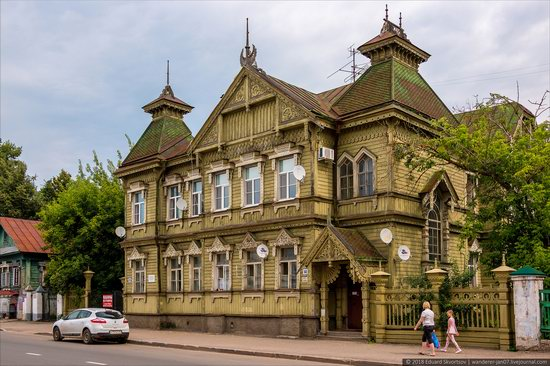 Historical center of Kostroma, Russia, photo 6