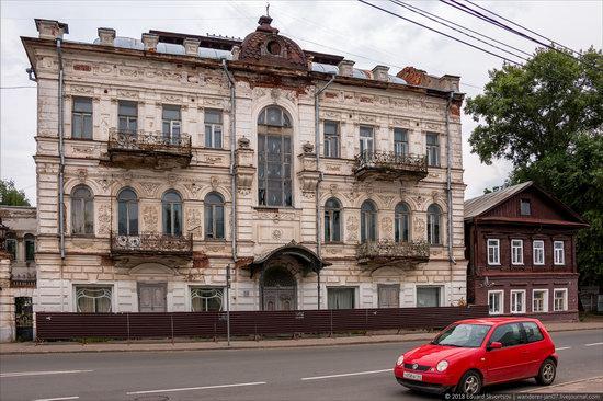Historical center of Kostroma, Russia, photo 7