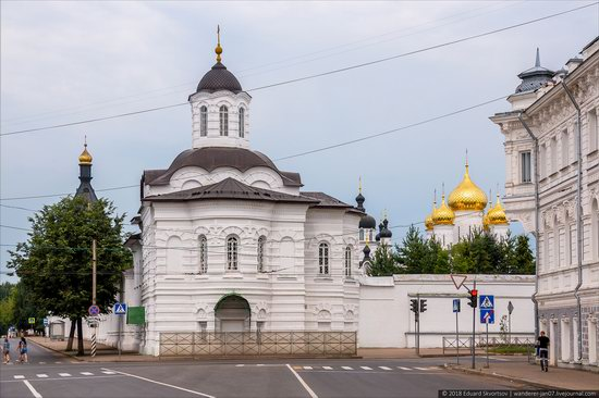 Historical center of Kostroma, Russia, photo 8