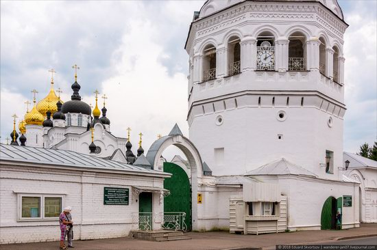 Historical center of Kostroma, Russia, photo 9