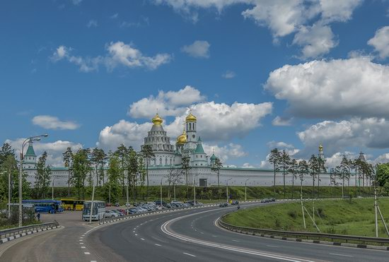 New Jerusalem Monastery in Istra, Russia, photo 1