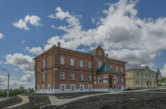New Jerusalem Monastery in Istra, Russia, photo 11