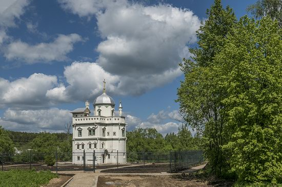New Jerusalem Monastery in Istra, Russia, photo 12