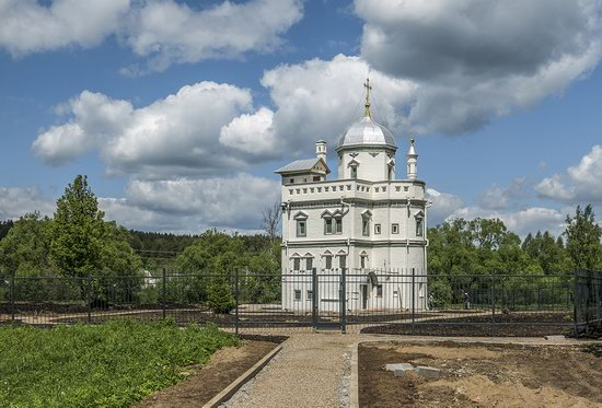 New Jerusalem Monastery in Istra, Russia, photo 13
