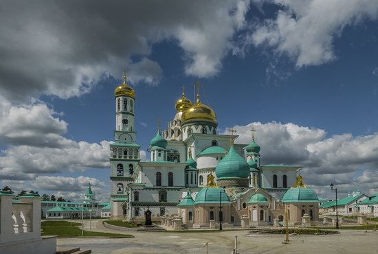 New Jerusalem Monastery in Istra, Russia, photo 2