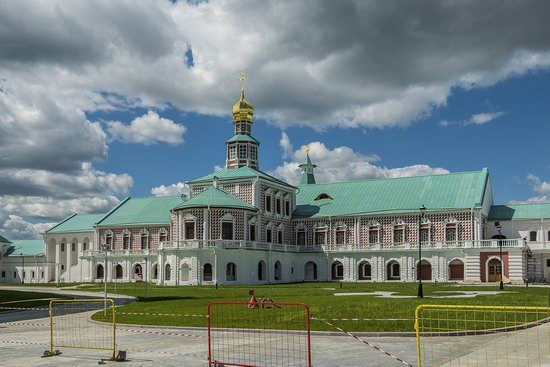 New Jerusalem Monastery in Istra, Russia, photo 8