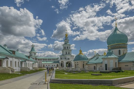 New Jerusalem Monastery in Istra, Russia, photo 9