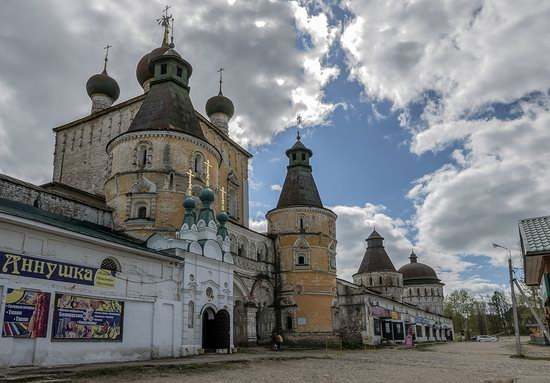 Rostov Boris and Gleb Monastery, Russia, photo 1