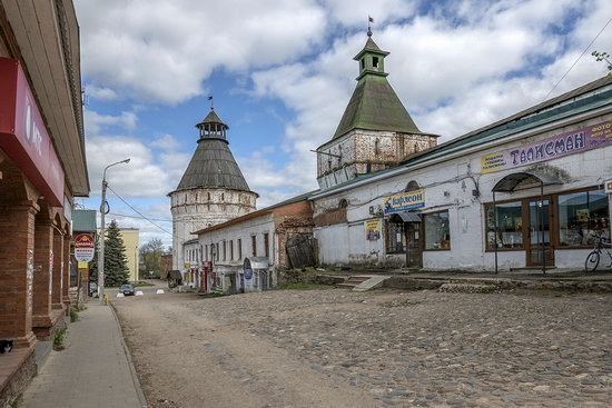 Rostov Boris and Gleb Monastery, Russia, photo 10