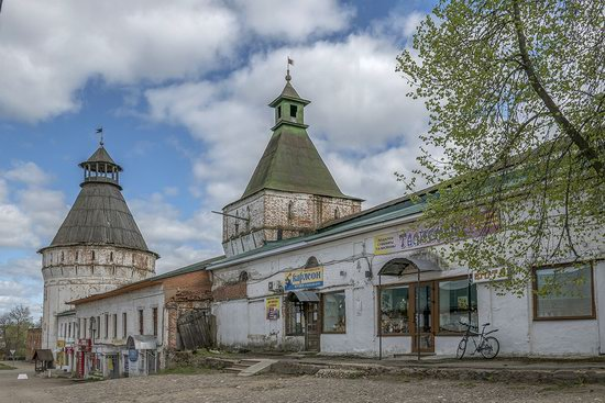 Rostov Boris and Gleb Monastery, Russia, photo 11