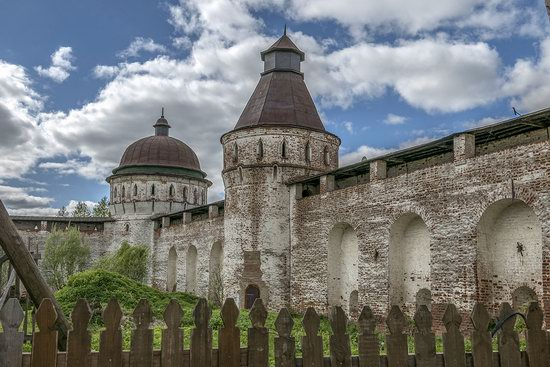 Rostov Boris and Gleb Monastery, Russia, photo 13