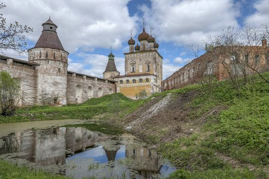 Rostov Boris and Gleb Monastery, Russia, photo 14