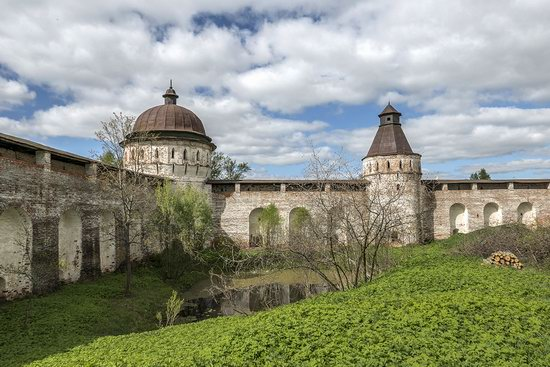 Rostov Boris and Gleb Monastery, Russia, photo 15