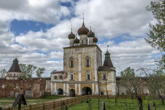 Rostov Boris and Gleb Monastery, Russia, photo 17